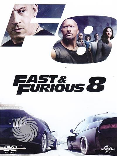 Fast & furious 8 - DVD - thumb - MediaWorld.it