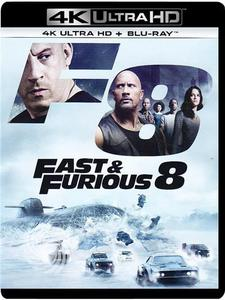 Fast & furious 8 - Blu-Ray  UHD - thumb - MediaWorld.it