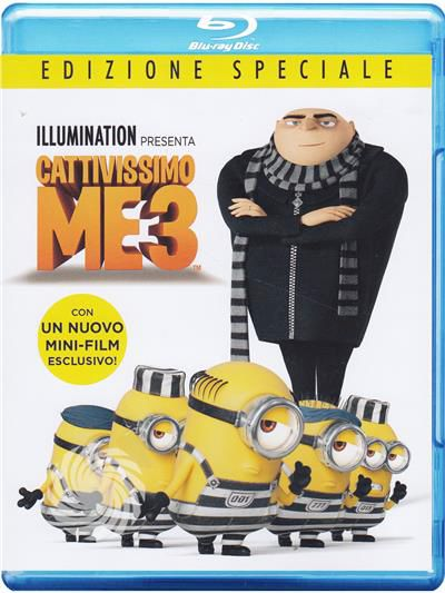 CATTIVISSIMO ME 3 - Blu-Ray - thumb - MediaWorld.it