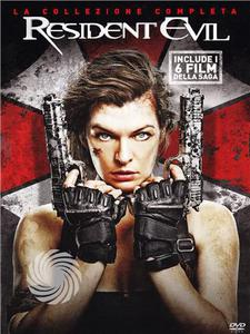 Resident evil - Ultimate collection - DVD - thumb - MediaWorld.it