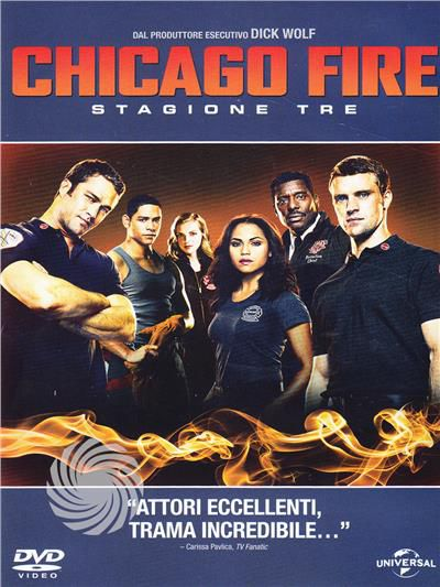 Chicago fire - DVD - Stagione 3 - thumb - MediaWorld.it