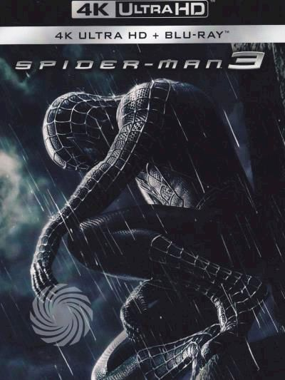 Spider-Man 3 - Blu-Ray  UHD - thumb - MediaWorld.it