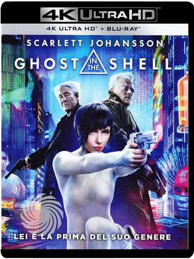 Ghost in the shell - Blu-Ray  UHD - thumb - MediaWorld.it