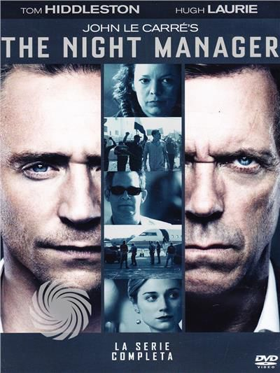 The night manager - DVD - Stagione 1 - thumb - MediaWorld.it
