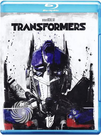 Transformers - Blu-Ray - thumb - MediaWorld.it