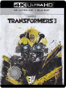 Transformers 3 - Blu-Ray  UHD - MediaWorld.it