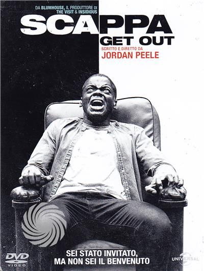 SCAPPA - GET OUT - DVD - thumb - MediaWorld.it