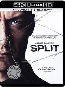 SPLIT - Blu-Ray  UHD - MediaWorld.it