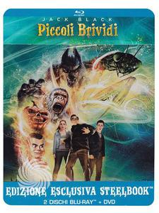 Piccoli brividi - Blu-Ray Steelbook - thumb - MediaWorld.it