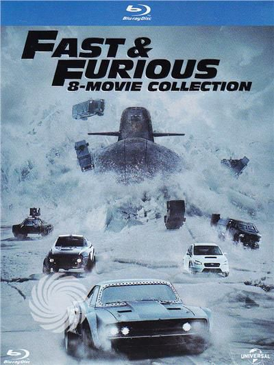Fast & furious - The complete collection - Blu-Ray - thumb - MediaWorld.it