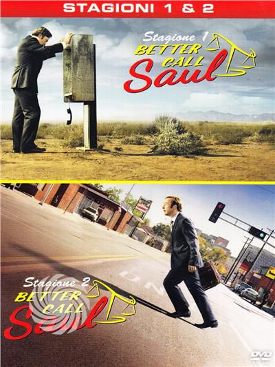 BETTER CALL SAUL - STAGIONE 01-02 - DVD - thumb - MediaWorld.it