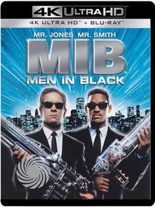 MIB - Men in black - Blu-Ray  UHD - thumb - MediaWorld.it