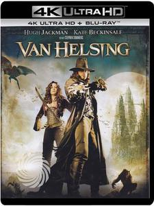 Van Helsing - Blu-Ray  UHD - thumb - MediaWorld.it