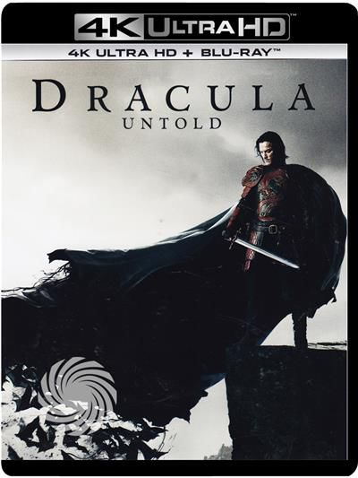 Dracula untold - Blu-Ray  UHD - thumb - MediaWorld.it