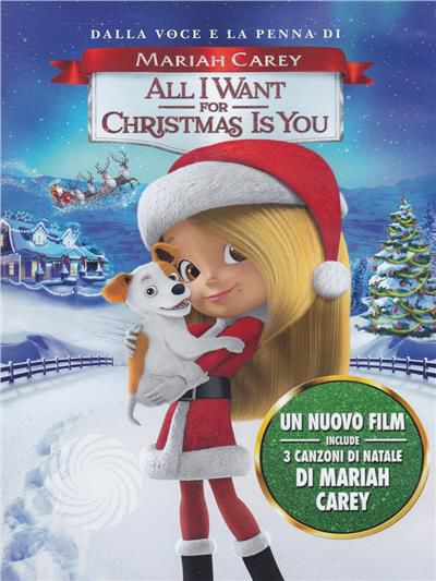 Mariah Carey's - All I want for christmas is you - DVD - thumb - MediaWorld.it