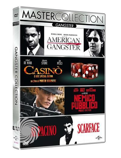 GANGSTER COLLECTION - DVD - thumb - MediaWorld.it