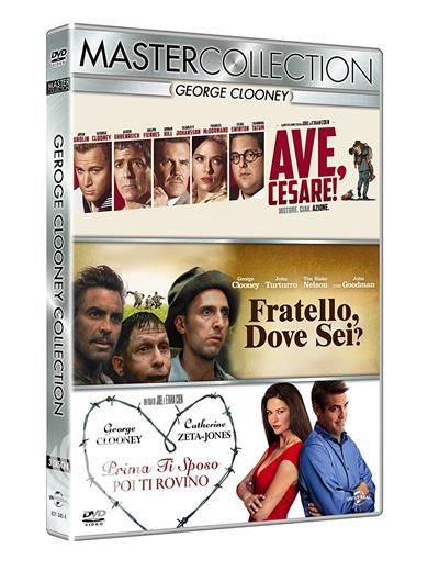 GEORGE CLOONEY COLLECTION - DVD - thumb - MediaWorld.it