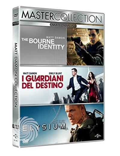 MATT DAMON COLLECTION - DVD - thumb - MediaWorld.it