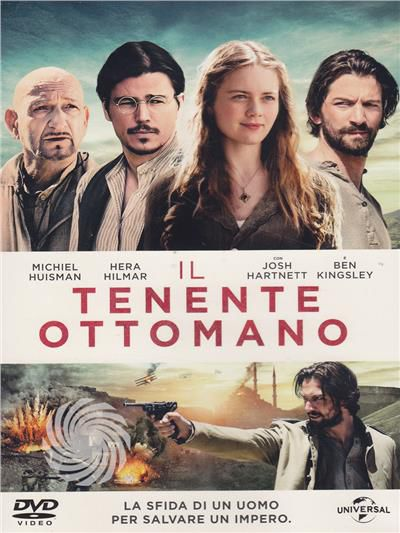 Il tenente ottomano - DVD - thumb - MediaWorld.it