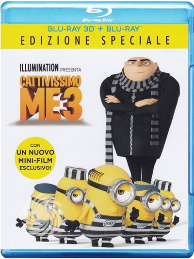 CATTIVISSIMO ME 3 - Blu-Ray 3D - thumb - MediaWorld.it