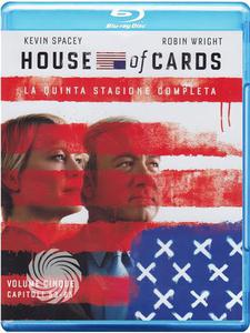 House of cards - Stagione 05 - Blu-Ray - thumb - MediaWorld.it