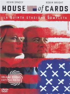 House of cards - Stagione 05 - DVD - thumb - MediaWorld.it