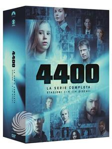 THE 4400 - STAGIONE 01-04 - DVD - thumb - MediaWorld.it