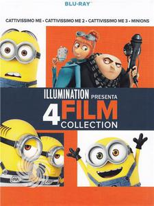 CATTIVISSIMO ME - 3 MOVIES COLLECTION - Blu-Ray - thumb - MediaWorld.it