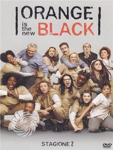 ORANGE IS THE NEW BLACK - STAGIONE 02 - DVD - thumb - MediaWorld.it