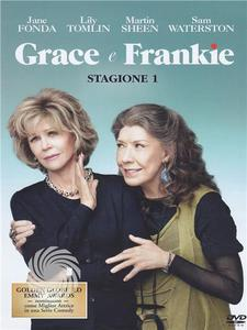GRACE AND FRANKIE - STAGIONE 01 - DVD - thumb - MediaWorld.it