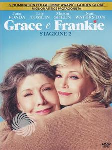 GRACE AND FRANKIE - STAGIONE 02 - DVD - thumb - MediaWorld.it