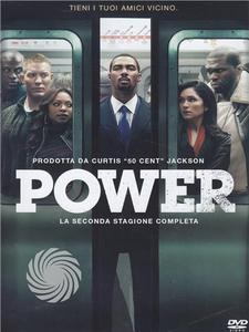 POWER - STAGIONE 02 - DVD - thumb - MediaWorld.it