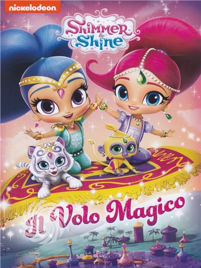 SHIMMER AND SHINE - IL VOLO MAGICO - DVD - thumb - MediaWorld.it