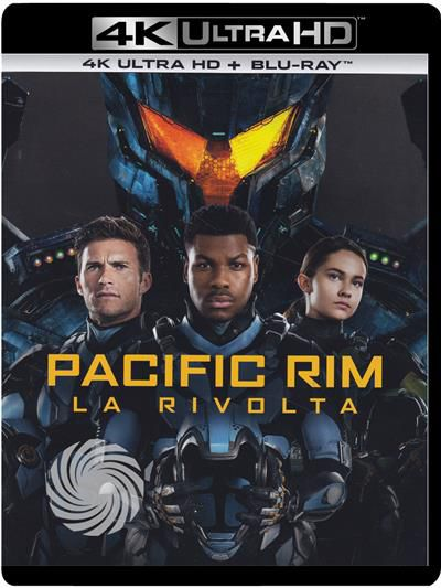 PACIFIC RIM - LA RIVOLTA - Blu-Ray  UHD - thumb - MediaWorld.it