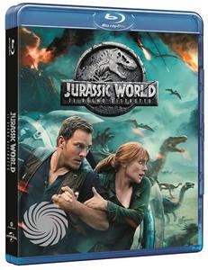 Jurassic world - Il regno distrutto - Blu-Ray - MediaWorld.it
