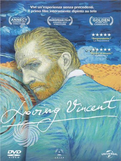 LOVING VINCENT - DVD - thumb - MediaWorld.it