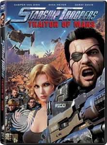 STARSHIP TROOPERS - ATTACCO SU MARTE - DVD - thumb - MediaWorld.it