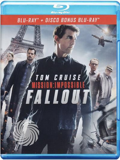 Mission: Impossible - Fallout - Blu-Ray - thumb - MediaWorld.it