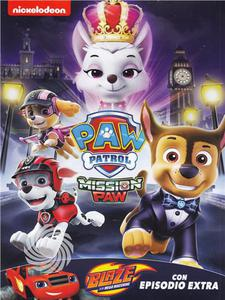Paw Patrol - Mission Paw - DVD - thumb - MediaWorld.it