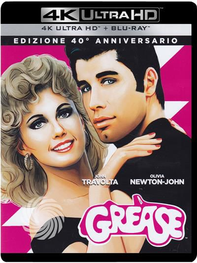 Grease - Blu-Ray  UHD - thumb - MediaWorld.it