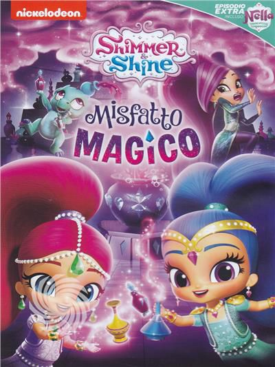 SHIMMER AND SHINE - MISFATTO MAGICO - DVD - thumb - MediaWorld.it