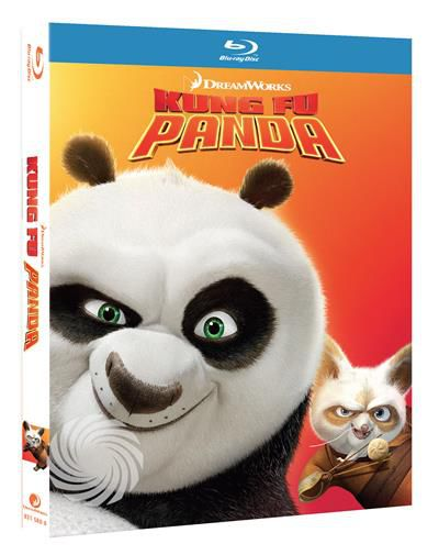 Kung Fu Panda - Blu-Ray - thumb - MediaWorld.it