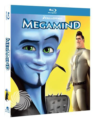 Megamind - Blu-Ray - thumb - MediaWorld.it
