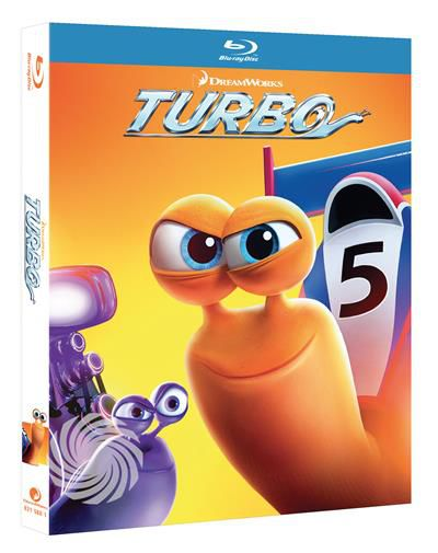 Turbo - Blu-Ray - thumb - MediaWorld.it