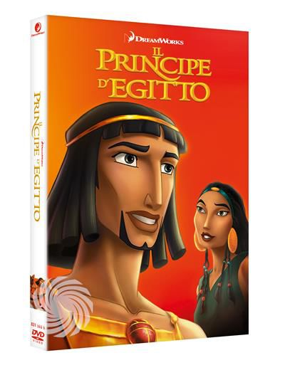 Il principe d'Egitto - DVD - thumb - MediaWorld.it