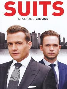 Suits - DVD  - Stagione 5 - thumb - MediaWorld.it