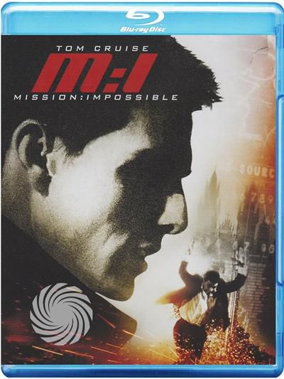 Mission: impossible - Blu-Ray  UHD - thumb - MediaWorld.it