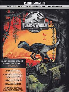 JURASSIC 5 MOVIE COLLECTION - Blu-Ray  UHD - thumb - MediaWorld.it