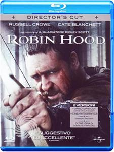 Robin Hood - Blu-Ray  UHD - thumb - MediaWorld.it