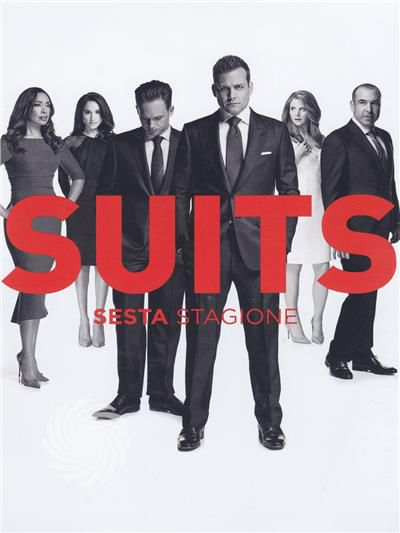 Suits - DVD  - Stagione 6 - thumb - MediaWorld.it